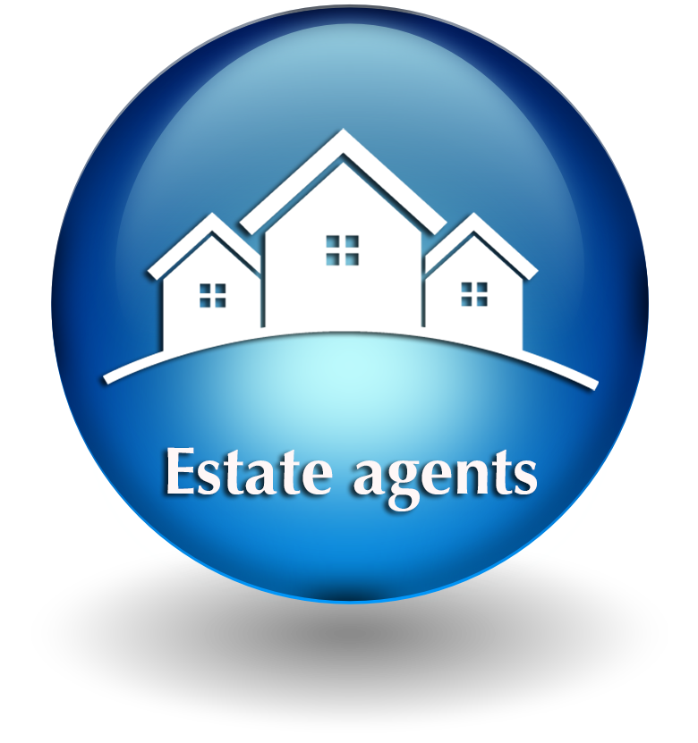 Estate agents button 2