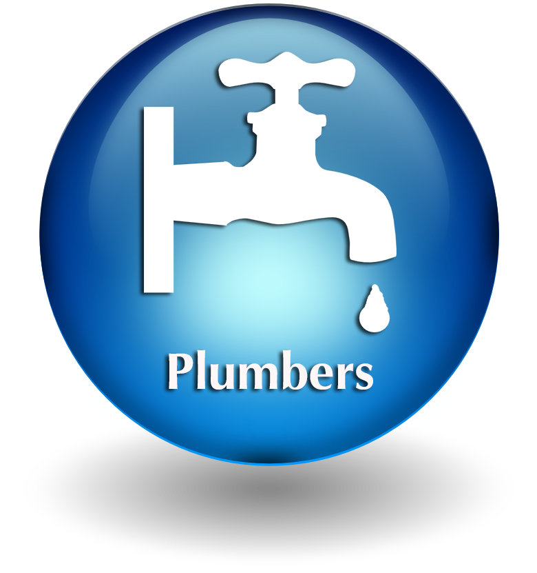 Plumbers button 2