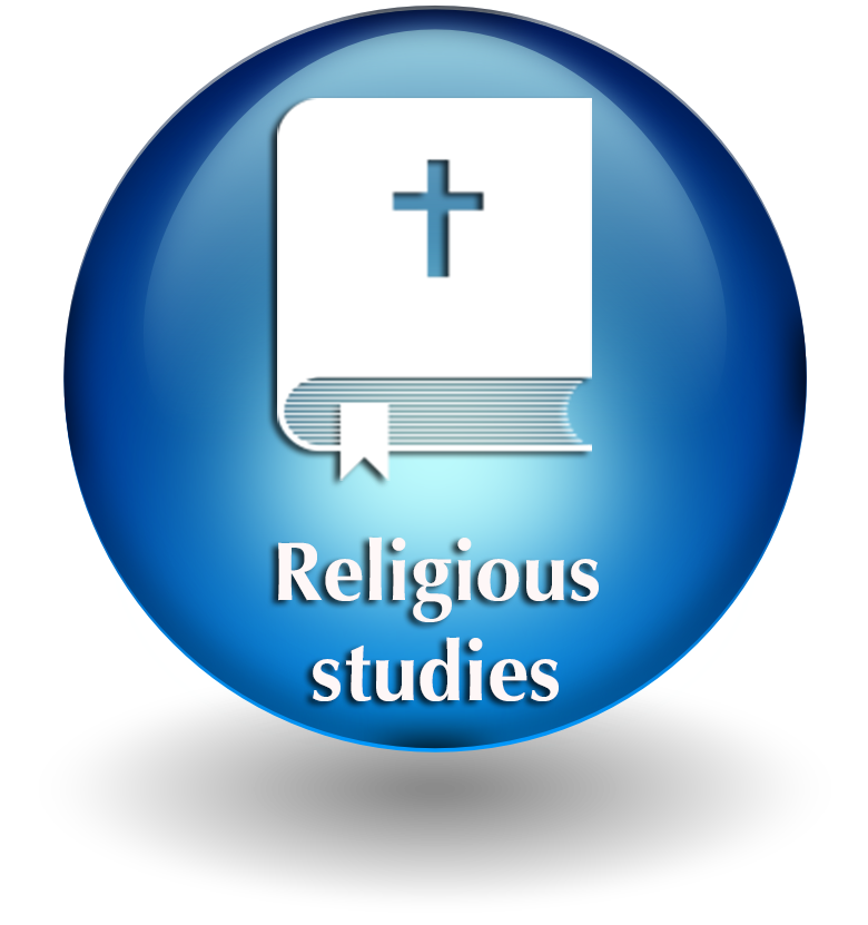 Religious studies button 2