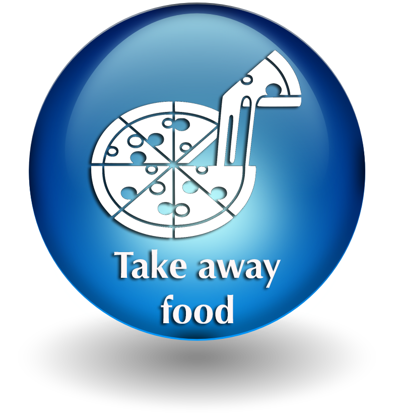 Take away button 2