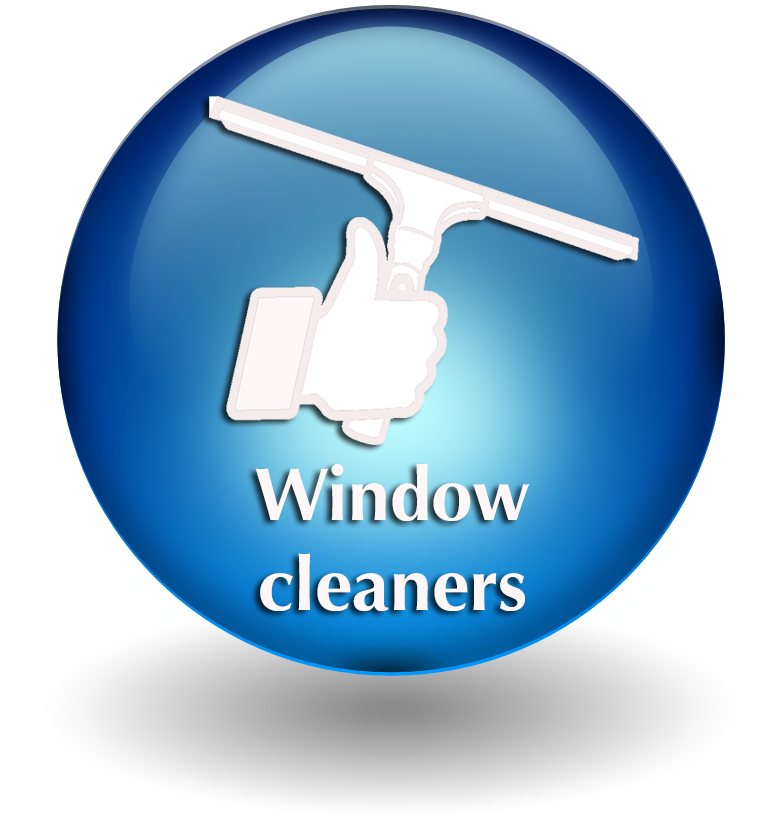 Window cleaner button 2