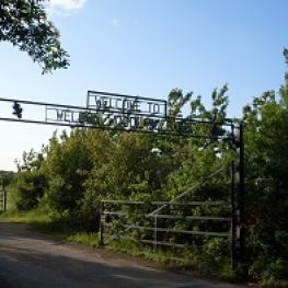 Weldon Woodland Park gates closed for a second time