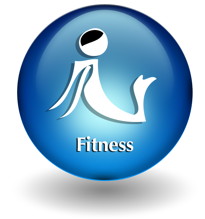 Fitness button