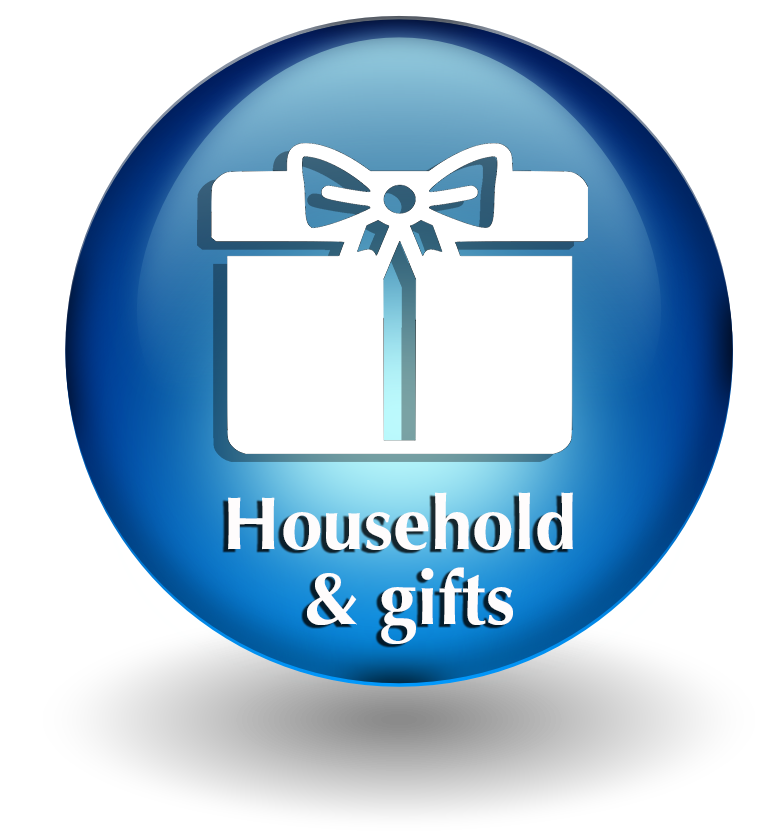 Household & Gifts button