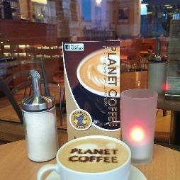 Planet Coffee Corby