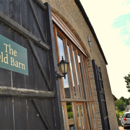 The Old Barn Tea Rooms Wadenhoe