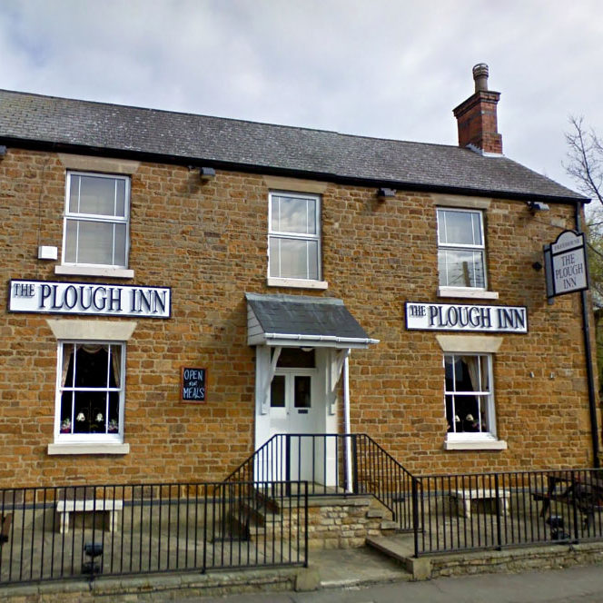 The Plough Inn Caldecott