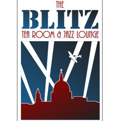 blitz tea rooms kettering