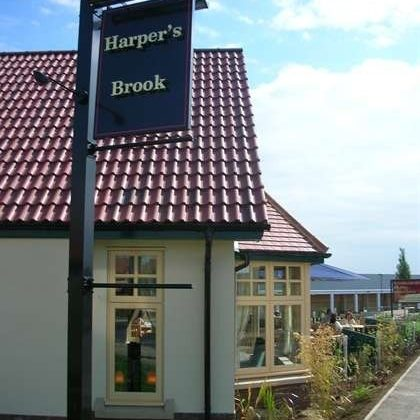 Harpers Brook Corby